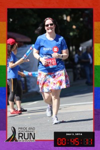 2016-07-02 | 2016 Pride & Remembrance Run